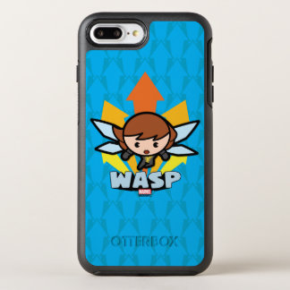 Kawaii Wasp Flying OtterBox Symmetry iPhone 8 Plus/7 Plus Case