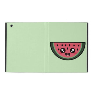 Kawaii Watermelon iPad Case