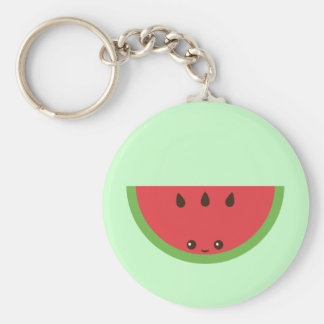 Kawaii Watermelon Key Ring