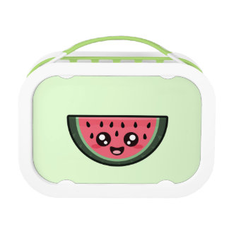 Kawaii Watermelon Lunchboxes