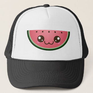 Kawaii Watermelon Trucker Hat