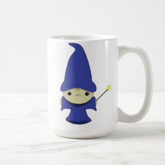 Kawaii wizard kitten mug. coffee mug