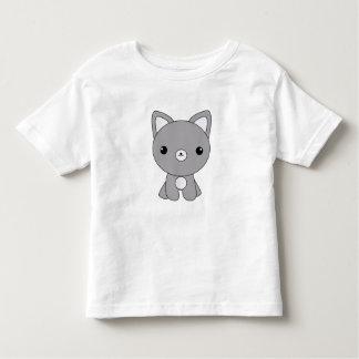 Kawaii wolf pup t-shirt