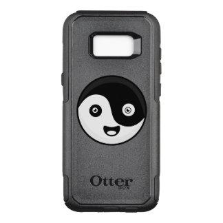 Kawaii Yin Yang OtterBox Commuter Samsung Galaxy S8+ Case