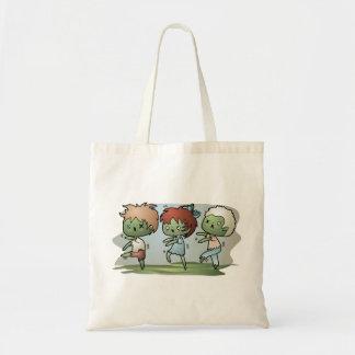Kawaii Zombie Tote Bag