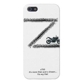 kawasaki z750 motorcycles iPhone 5/5S case
