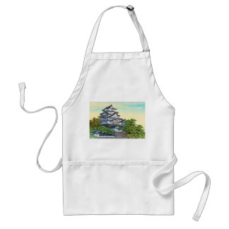Kawase Hasui Pacific Transport Lines Himeji Castle Standard Apron