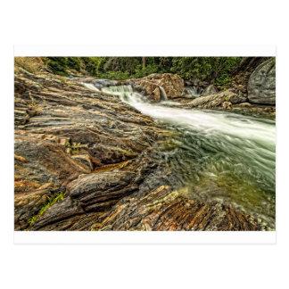 Kaweah River Falls Postcard