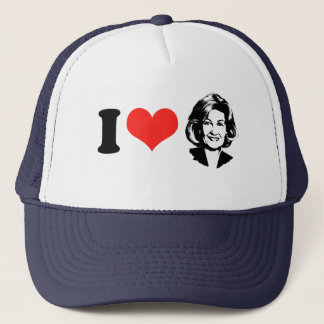 Kay Bailey Hutchison 2012 Trucker Hat