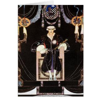 Kay NIelsen s Dark Nordic Prince Greeting Cards