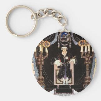 Kay NIelsen s Dark Nordic Prince Key Chains