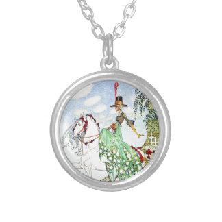Kay Nielsen's Princess Minotte Fairy Tale Jewelry
