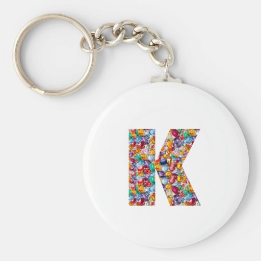 KAY  Sparkle Jewels n Gems IDEAL Alpha GIFT Keychains