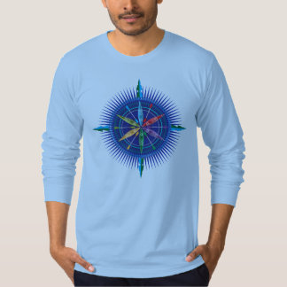 Kayak Compass Rose T-shirt