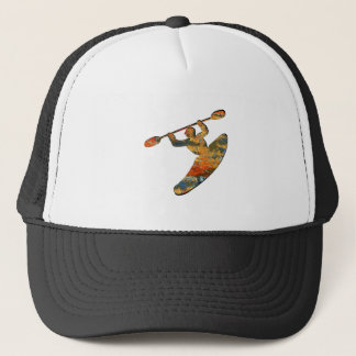 Kayak Country Trucker Hat