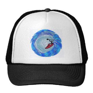 kayak crystal haze trucker hats