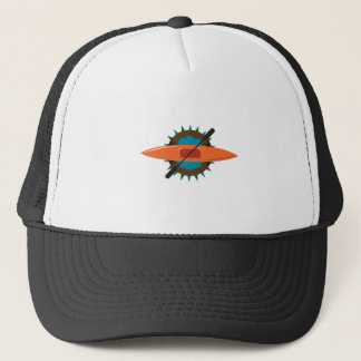 KAYAK DESIGN TRUCKER HAT