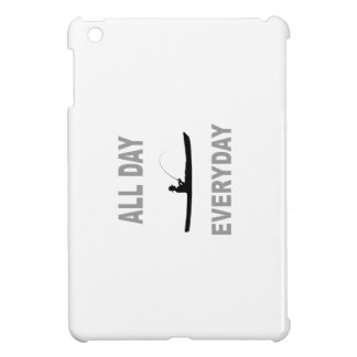 Kayak Fishing All Day Everyday iPad Mini Cover