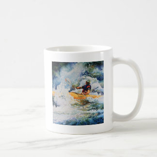 Kayak Image Coffee Mug