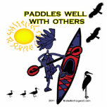 Kayak Paddles Well With Others II