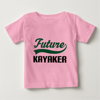 Kayaker (Future) Baby T-Shirt
