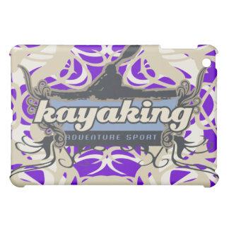 Kayaking Adventure Sport Purple  iPad Mini Cases