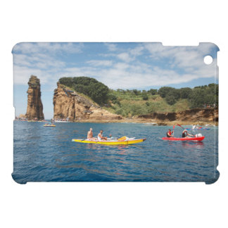 Kayaking in Azores iPad Mini Case