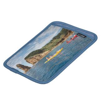 Kayaking in Azores iPad Mini Sleeve