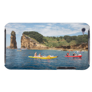 Kayaking in Azores iPod Touch Cover