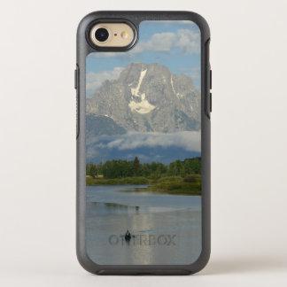 Kayaking in Grand Teton National Park OtterBox Symmetry iPhone 7 Case