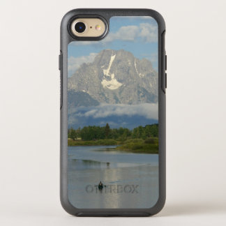 Kayaking in Grand Teton National Park OtterBox Symmetry iPhone 8/7 Case