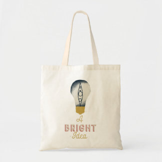 Kayaking is always a bright idea tote bag