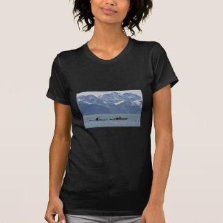 Kayaking on Resurrection Bay T Shirt