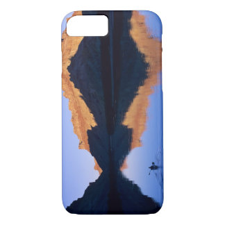 Kayaking on the Colorado River in Spanish iPhone 7 Case