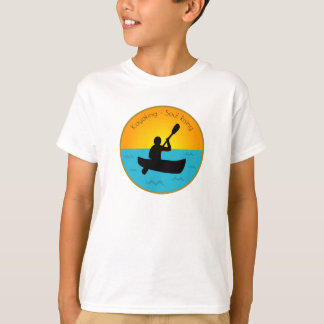 Kayaking Soul Rising T-Shirt