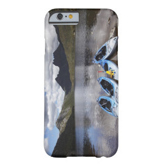 Kayaks, Cradle Mountain and Dove Lake, Cradle Barely There iPhone 6 Case
