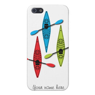 kayaks iphone iPhone 5 cases