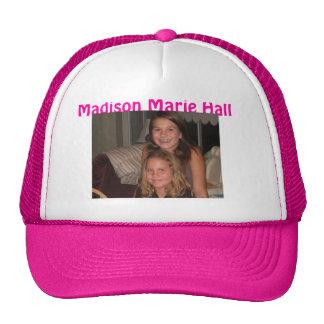 Kaylee n her sister, Madison Marie Hall Cap
