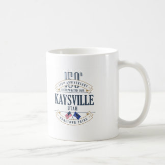 Kaysville, Utah 150th Anniversary Mug