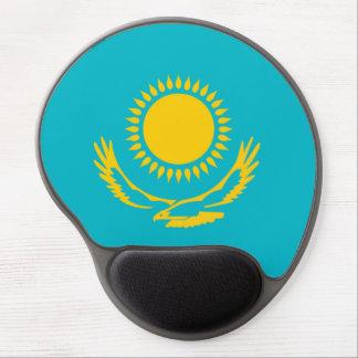 Kazakhstan country long flag nation symbol republi gel mouse pad