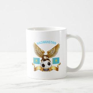 Kazakhstan Football Designs Coffee Mug