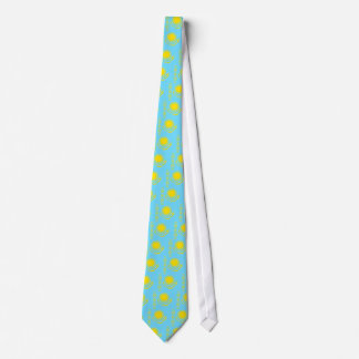 Kazakhstan High quality Flag Tie