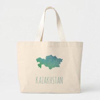 Kazakhstan Large Tote Bag