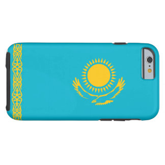 Kazakhstan Tough iPhone 6 Case