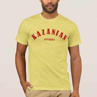 Kazanian Antiques shirt