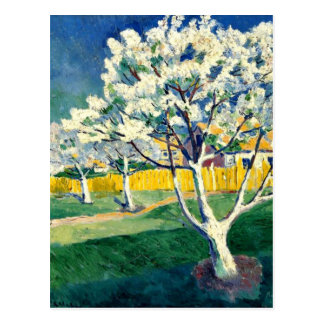 Kazimir Malevich art: Apple Tree in Blossom Postcard