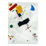 Kazimir Malevich - Suprematism Announcements