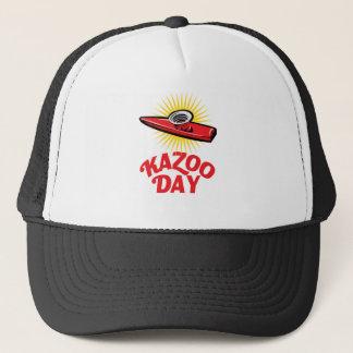 Kazoo Day - Appreciation Day Trucker Hat