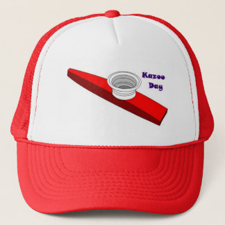 Kazoo Day Red Hat