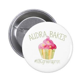 KBC Audra Bakes Round Button